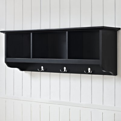 Crosley Brennan Entryway Storage Shelf - Finish: Black at Sears.com