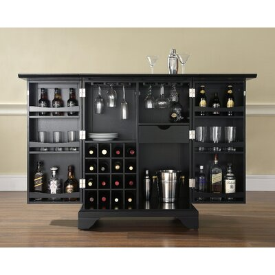 Financing for LaFayette Expandable Bar Cabinet in...