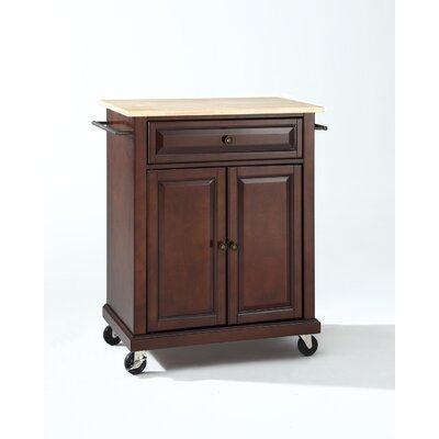 Financing Kitchen Cart Base Finish: Vintage M...