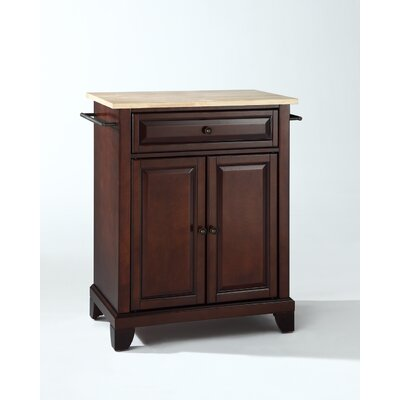 Crosley Newport Kitchen Island - Base Finish: Vintage Mahogany at Sears.com