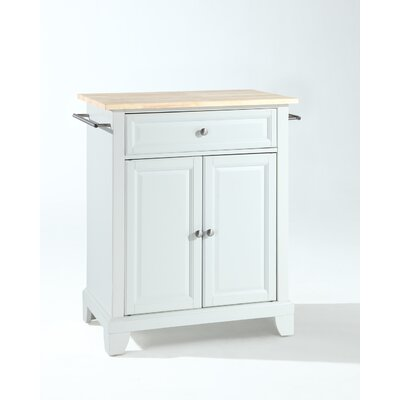 Crosley Newport Kitchen Island - Base Finish: White at Sears.com