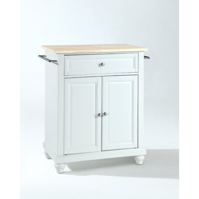 Crosley Cambridge Kitchen Island - Base Finish: White at Sears.com