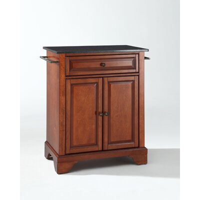 Easy financing LaFayette Kitchen Island with Grani...