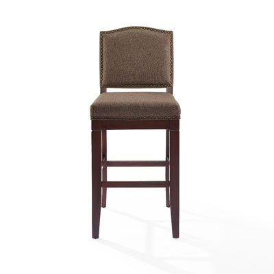 Damiane Bar Stool Upholstery: Bourbon