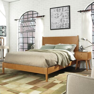 Easmor Panel Customizable Bedroom Set