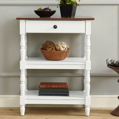 Cheridon End Table with Storage