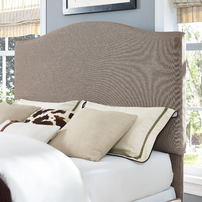 Haggard Upholstered Panel Headboard Size: King
