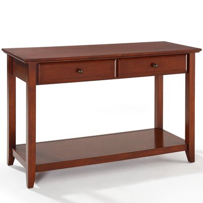 Easy financing Console Table with Storage Drawers ...