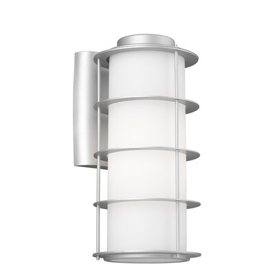 Hollywood Hills One Light Outdoor Wall Sconce