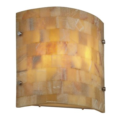 Hudson Two Light Wall Sconce in Satin Nickel