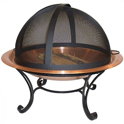 "Corral Easy Access Fire Pit Spark Screen - Size: 32"" screen at Sears.com"