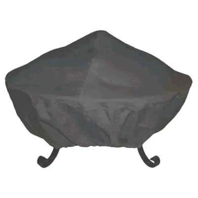 30 Tall Screen Vinyl Fire Pit Cover