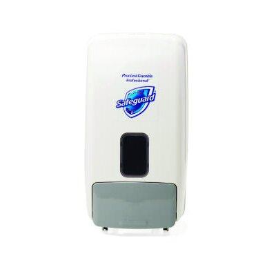 Foam Soap Dispenser in White and Gray