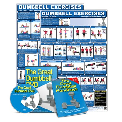 In store financing The Ultimate Dumbbell Set...
