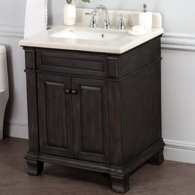 Lake Park 28 Single Bathroom Vanity Set