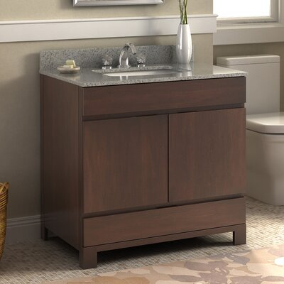 Oxford 36 Single Bathroom Vanity Set