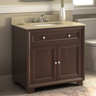 Berby 36 Single Bathroom Vanity Set