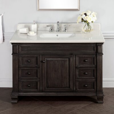 Lake Park 48 Single Bathroom Vanity Set
