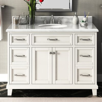 Carolina 48 Single Bathroom Vanity Set
