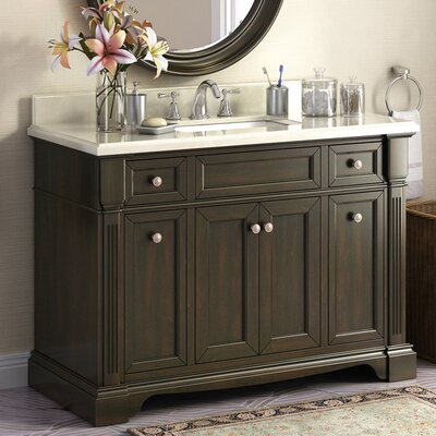 Bryon 48 Single Bathroom Vanity Set