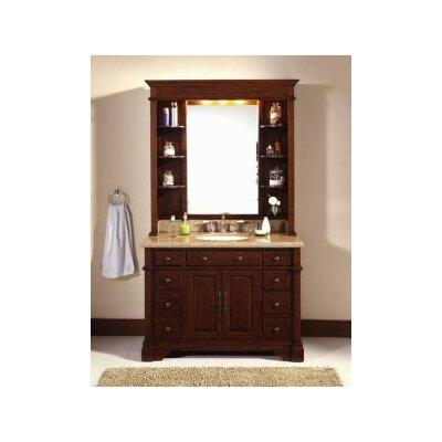 48 Single Bathroom Vanity Set with Mirror