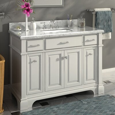 Nova 48 Single Sink Bathroom Vanity Set