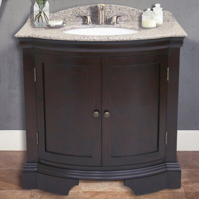 Cadhia 36 Single Bathroom Vanity Set