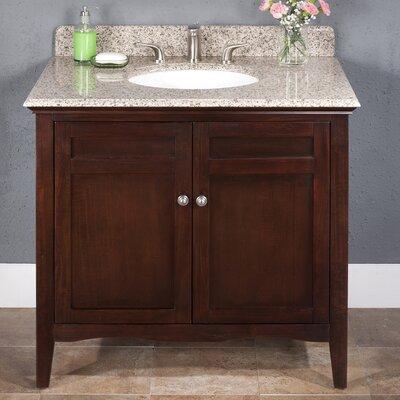 Ashford 36 Single Bathroom Vanity Set