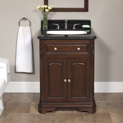 Luton 26 Single Bathroom Vanity Set