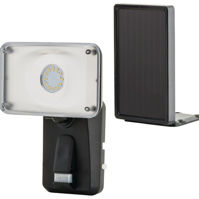 Solar Motion Activated LED Security Light