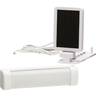 Solar Powered LED Security Light