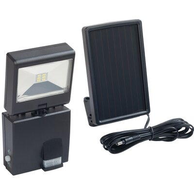 Solar Powered LED Motion Activated Security Light
