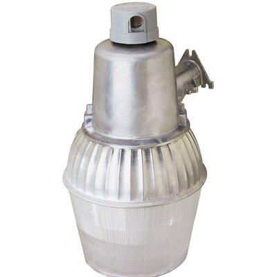 70W High Pressure Sodium 1-Light Security Light