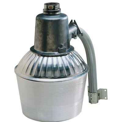 100W High Pressure Sodium 1-Light Security Light