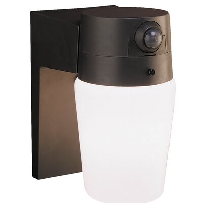 110 Degree Entryway Motion Activated 1-Light Security Light