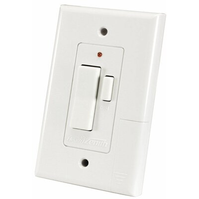 Wireless Command Switch Transmitter Finish: White
