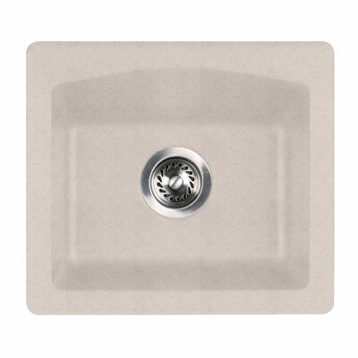 18 x 16 Drop-In Bar Sink Finish: Granito