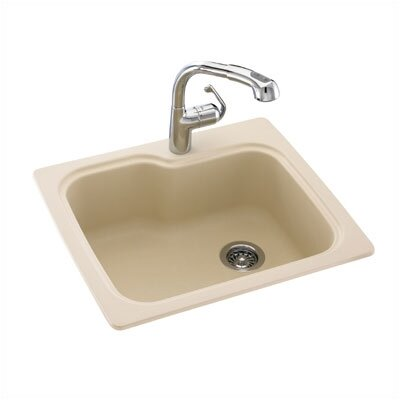 Classics Single Bowl Kitchen Sink