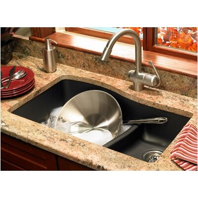 Granite Double Bowl Kitchen Sink