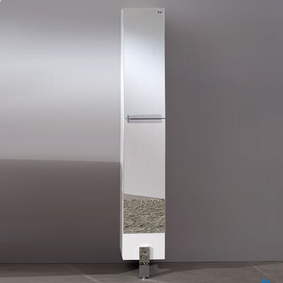 Adour 9.75 x 75 Surface Mount Medicine Cabinet Finish: Mirror