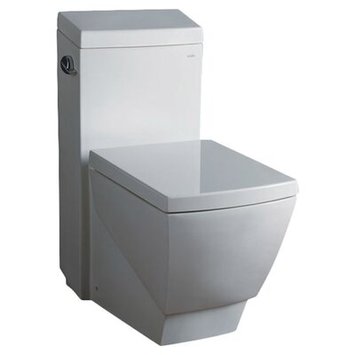 Apus Square 1.6 GPF Elongated One-Piece Toilet