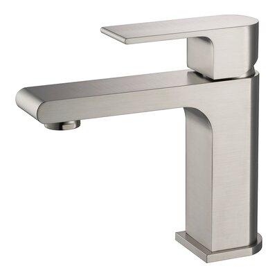 Allaro Single Handle Single Hole Faucet
