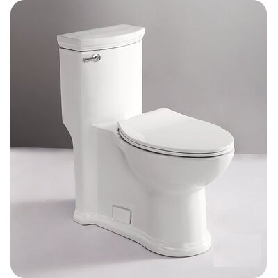 Athena 1.28 GPF Elongated One-Piece Toilet