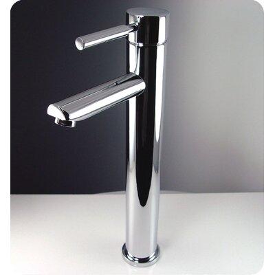 Tolerus Vessel Mount Bathroom Faucet in Chrome