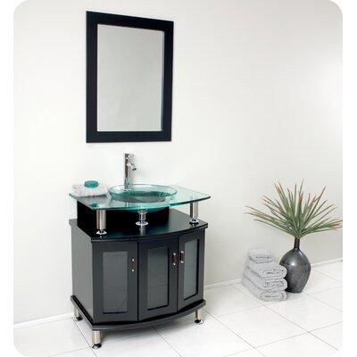 Classico Contento 30 Single Bathroom Vanity with Mirror