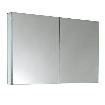 39.5 x 26.13 Surface Mount or Recessed Medicine Cabinet