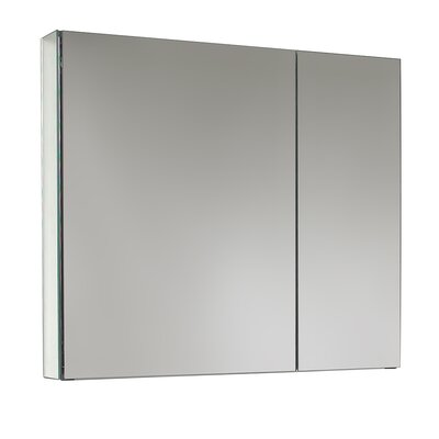 29.63 x 26.13 Surface Mount or Recessed Medicine Cabinet