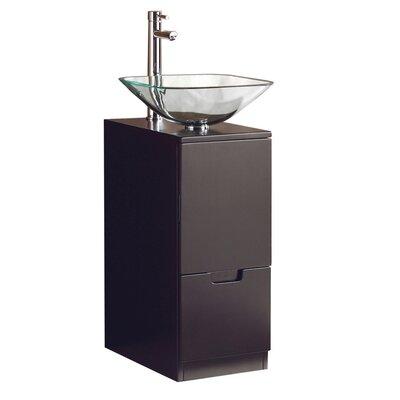 Brilliante 17 Single Bathroom Vanity Set
