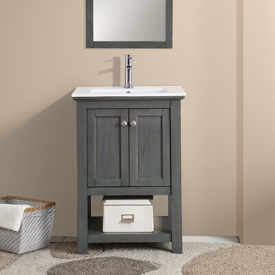 Cambria Manchester 24 Single Bathroom Vanity Set