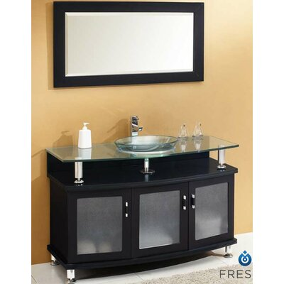 Classico Contento 48 Modern Bathroom Vanity Set
